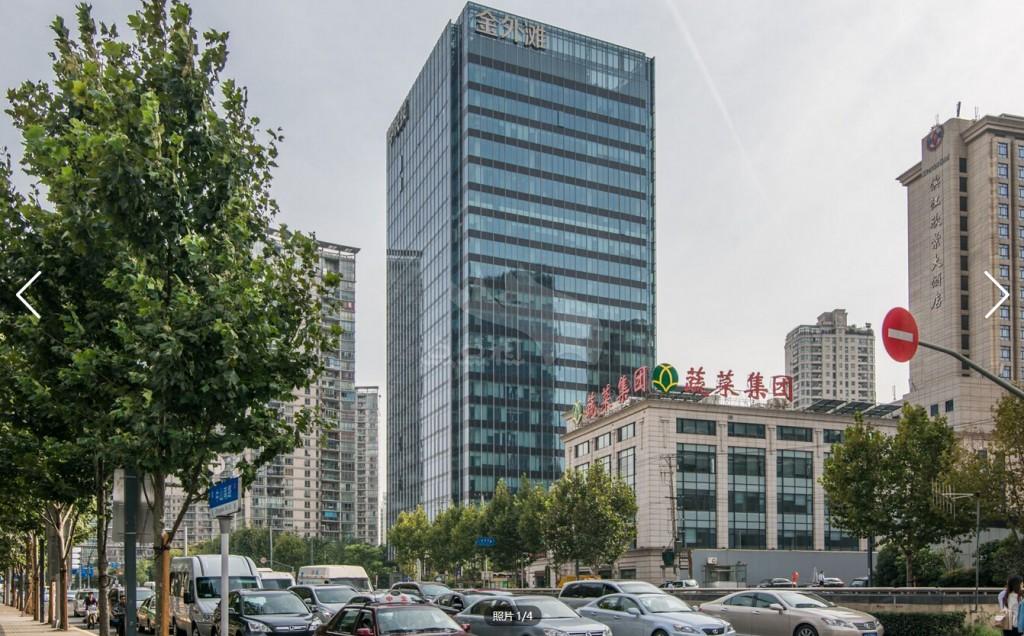 上海黄浦外滩金外滩国际广场写字楼出租 办公室出租户型 165-2240m